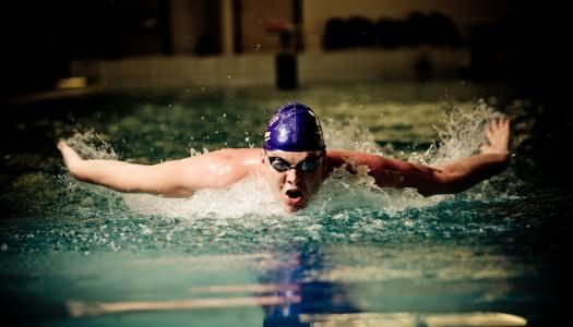 Kom zwemmen