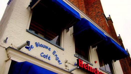 Café de Blauwe Engel