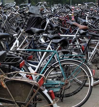 fietsstallen