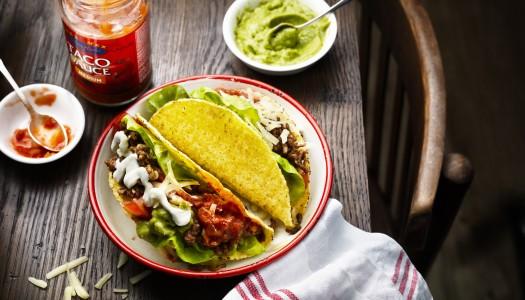 Klassiek taco