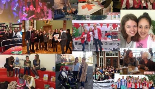Studentendesk Rode Kruis Groningen