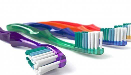 De Tandenborstel; een bron van bacteriën.