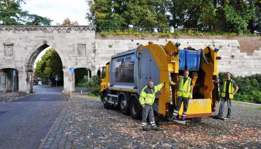 Afval scheiden in Maastricht