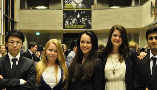 Enactus Erasmus Universiteit Rotterdam