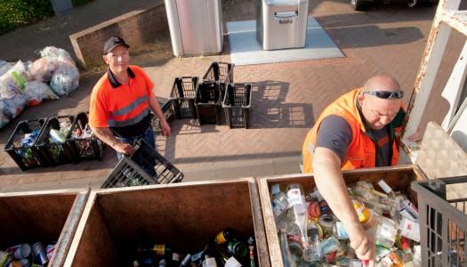 Afval scheiden in Deventer