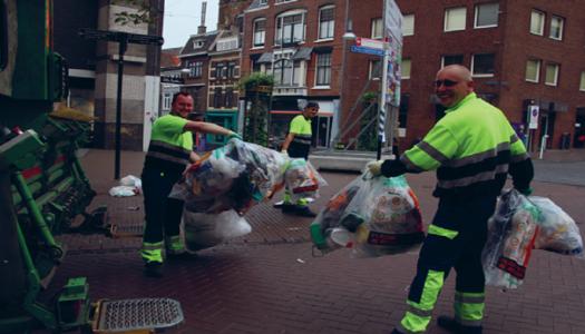 Afval scheiden in Nijmegen