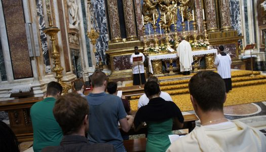 De studentenparochie St Augustinus