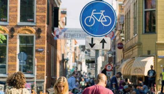 Welkom in Groningen fietsstad!