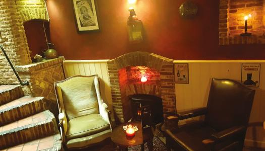 The Wolfhound Irish Bar & Kitchen
