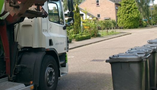 Afval scheiden in Amersfoort