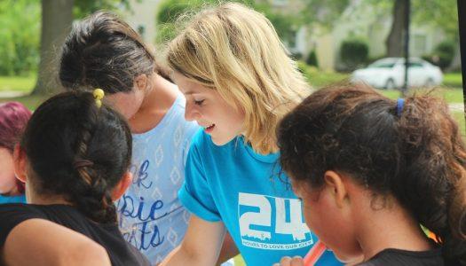 Verrijking, voldoening en goed voor je cv: vrijwillige inzet