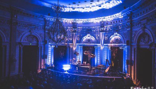 Entrée Presents: dansen in Het Concertgebouw op 15 juni