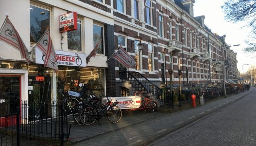 Studentenfietsen bij Wheels Tweewielers