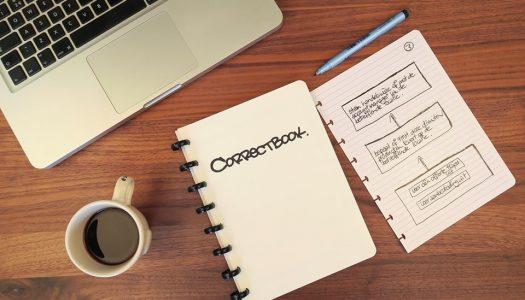 Correctbook, eindeloos schrijven voor iedereen