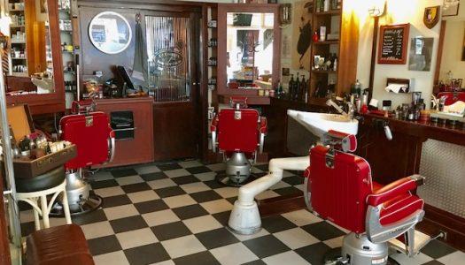 Di Fretti's Barbershop Leiden