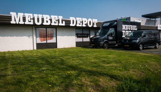 Meubelstukken krijgen nieuw leven dankzij Meubel Depot