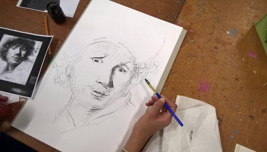 30% studentenkorting bij Kaliber Kunstenschool