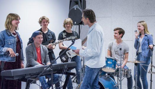 Nieuw: vooropleiding conservatorium bij Kaliber Kunstenschool