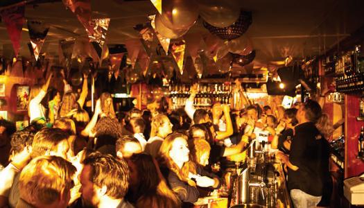 Bugsy's, het feestcafé van Haarlem