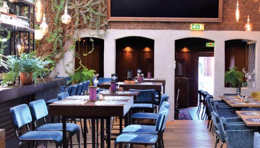 Heerlijk eten en drinken in Grand Cafe Metropole