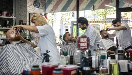16% studentenkorting bij Brothers Barbershop