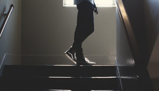 Veilig traplopen in jouw studentenhuis