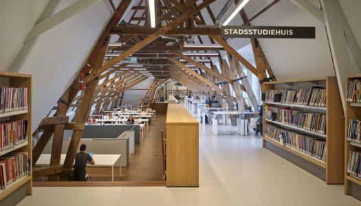 Scherp je brein bij de Bibliotheek Utrecht